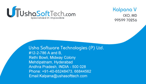 Visiting card design for it companies vatozozdevelopment visiting reheart Choice Image